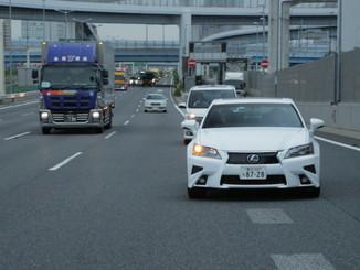 日経ビジネスオンラインの連載コラム第45回はトヨタの自動運転開発の知られざる方針転換について解説しました