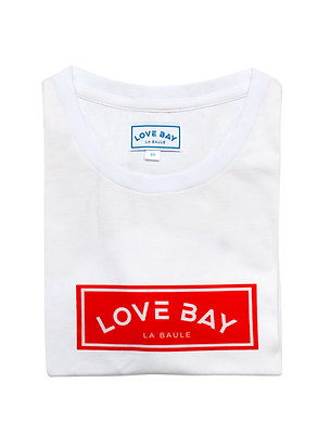 T-shirt homme LOVE BAY