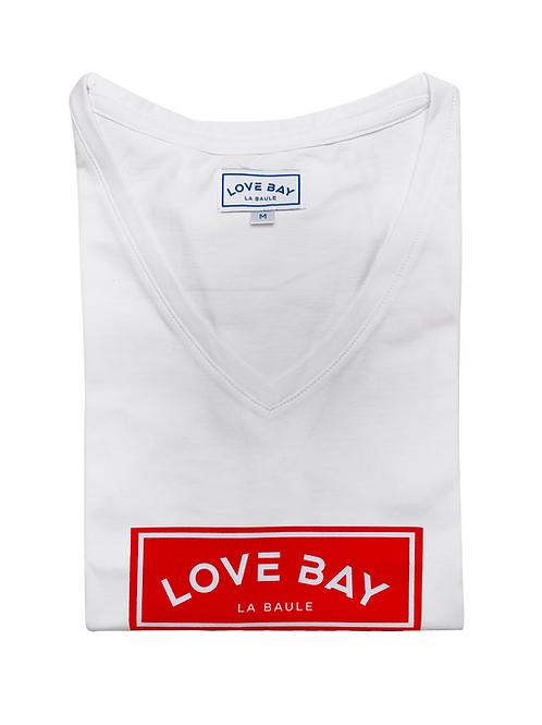 T-shirt femme LOVE BAY