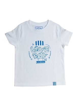 T-shirt enfant unisexe LOVE BAY