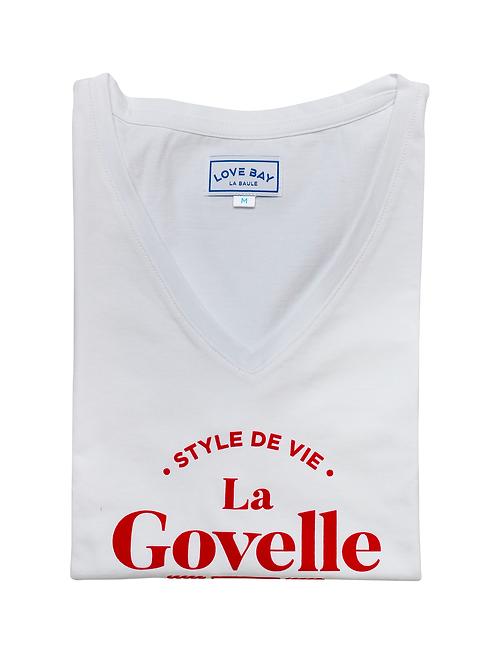 T-shirt femme La Govelle