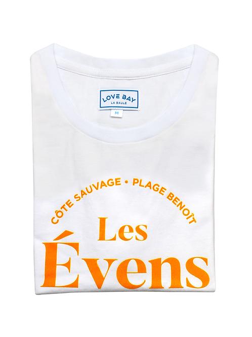 T-shirt homme Les Evens