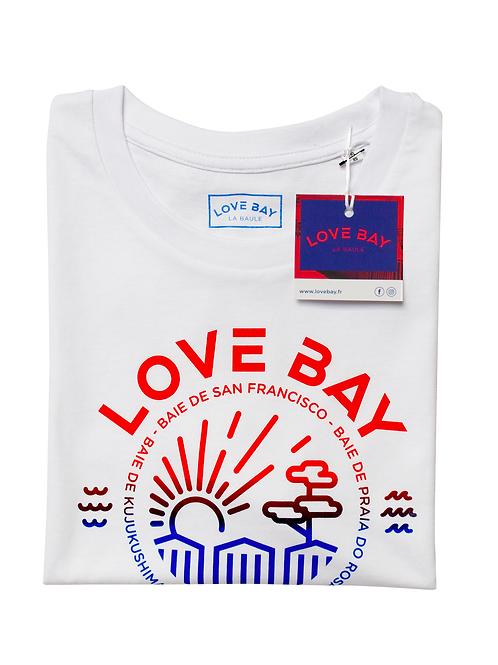 T-shirt unisexe Baies