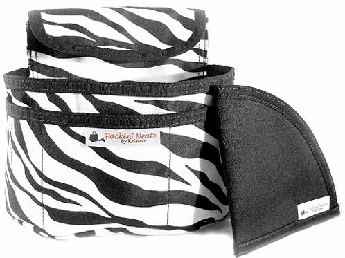 Packin'Neat Tactical - in Zebra