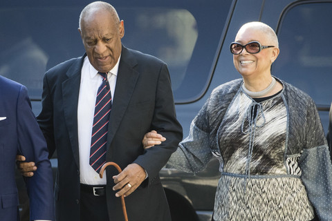 Camille Cosby Accompanies Husband Bill to Court in Sex Assault Trial as Defense Rests