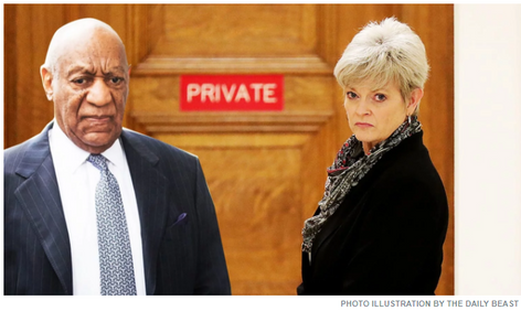 Heidi Thomas Says Bill Cosby Called Himself 'Your Friend' During Rape