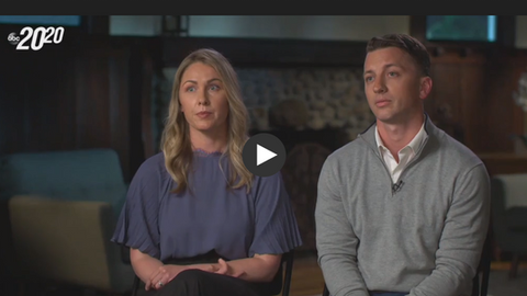 Denise Huskins, Aaron Quinn recall reuniting for the first time after her abduction