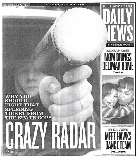 Philadelphia Daily News - Radargate