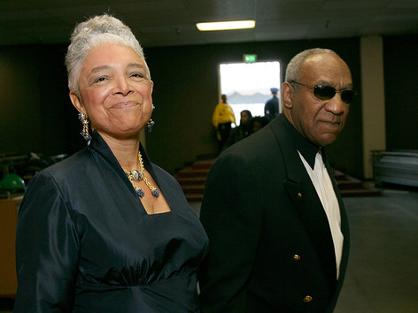 Bill Cosby's Wife Camille Continues Deposition Today