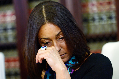 Bill Cosby Accuser Cries As She Testifies How He Allegedly Drugged, Forced Her to Touch His Genitals