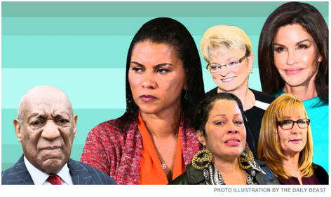 Revealed: The Six Women Who Will Testify Against Cosby