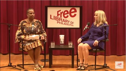 Free Library of Philadelphia Author Events