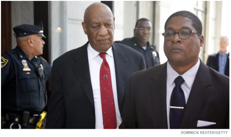 Bill Cosby Found Guilty in Sexual-Assault Trial, the First Major Conviction of #MeToo Era