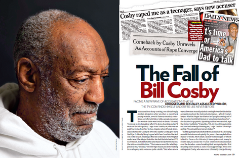Bill Cosby cover story
