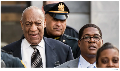 Cosby Retrial Starts With Topless Protester and Revelation He Paid $3M in Hush Money