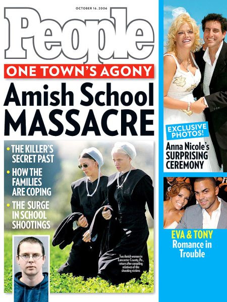 Commentary: 10 years after killings, Amish legacy of forgiveness endures