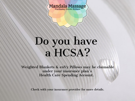 Do you have an HCSA? Claim your Christmas Gifts!