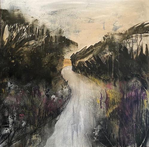Pembrokeshire lane