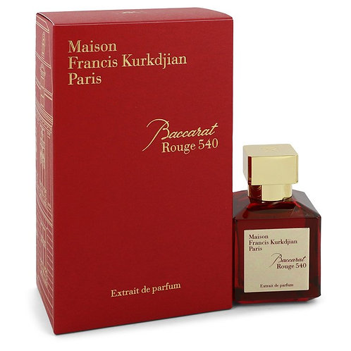 Baccarat Rouge 540 by Maison Francis Kurkdjian