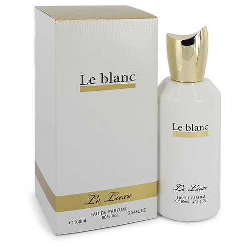 Le Luxe Le blanc by Le Luxe