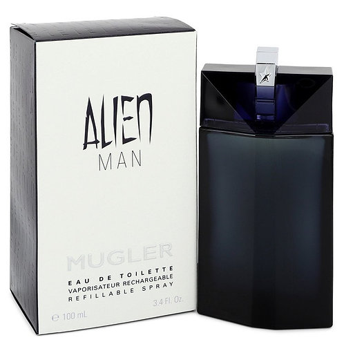 Alien Man by Thierry Mugler (refillable spray)