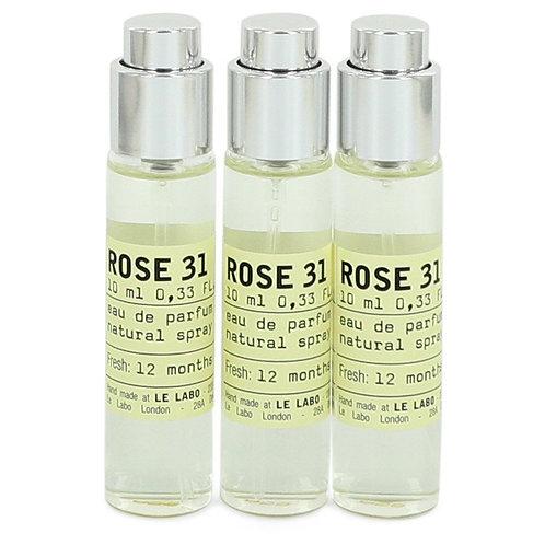 Le Labo Rose 31 by Le Labo (three travel size mini)