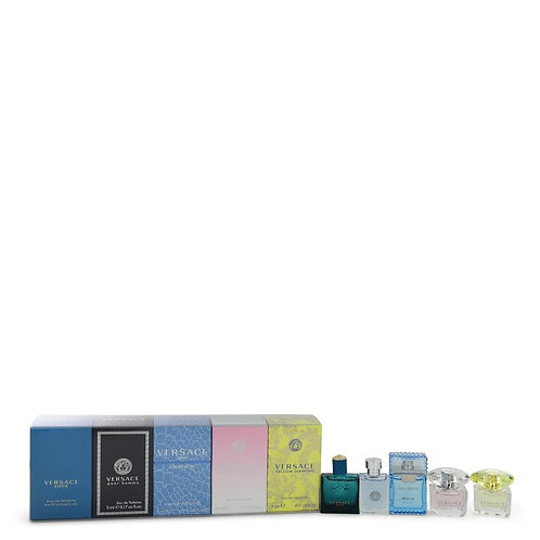 Bright Crystal by Versace (The Best of Versace Men's and Women's Miniatures)