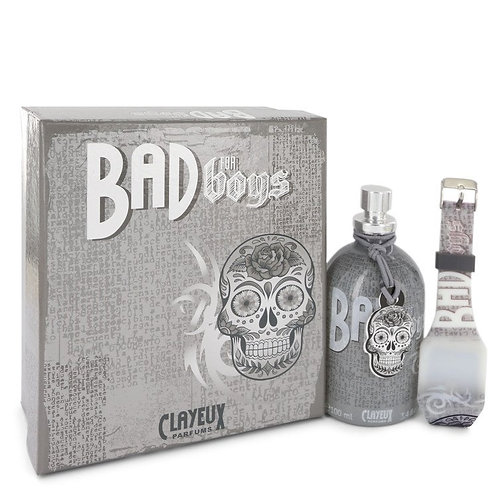 Bad for Boys by Clayeux Parfums (Includes Free LED Watch)