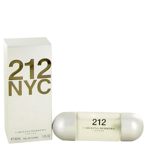 212 by Carolina Herrera (New Packaging)