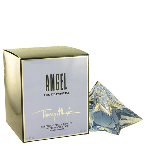 ANGEL by Thierry Mugler (refillable spray star)