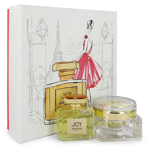 JOY by Jean Patou (Includes Body Cream)