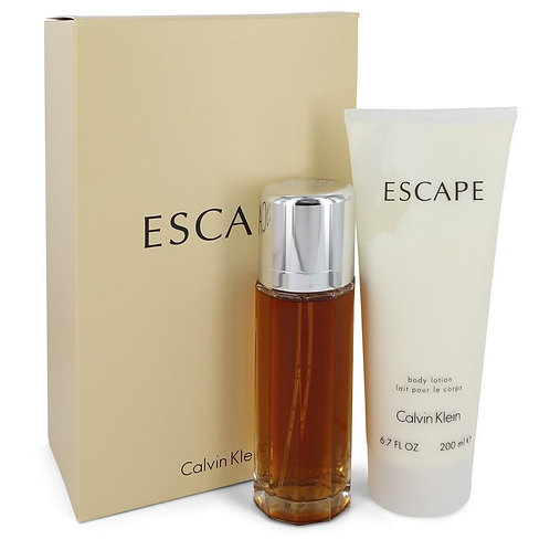 Escape By Calvin Klein (Includes Body Lotion)