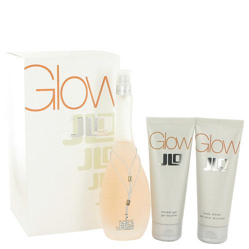 Glow by Jennifer Lopez (Includes Body Lotion + Shower Gel)