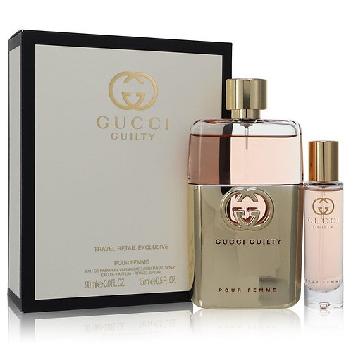 Gucci Guilty By Gucci (Includes Mini Spray)