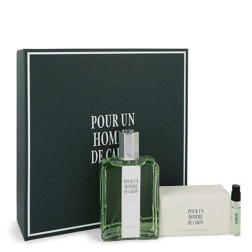 CARON Pour Homme by Caron (Includes Bar soap + Sample vial)