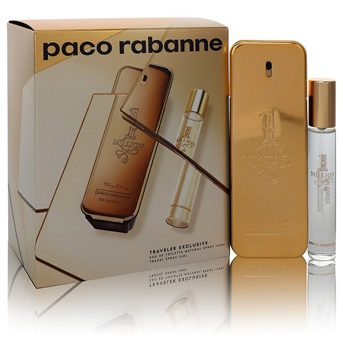 1 Million By Paco Rabanne (Includes Mini Spray)