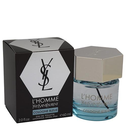 L'homme Bleue by Yves Saint Laurent
