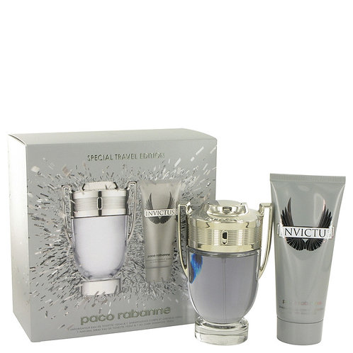 Invictus by Paco Rabanne (includes shower gel)