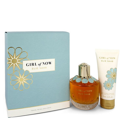 Girl Of Now Shine By Elie Saab  (Includes  2.5 OZ Lotion)