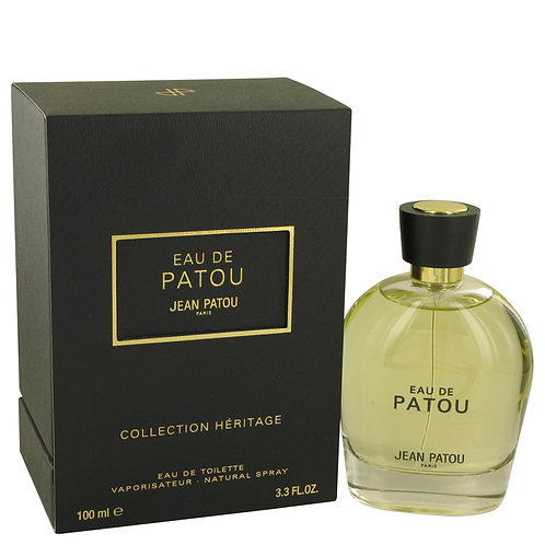 EAU DE PATOU by Jean Patou (Heritage Collection)