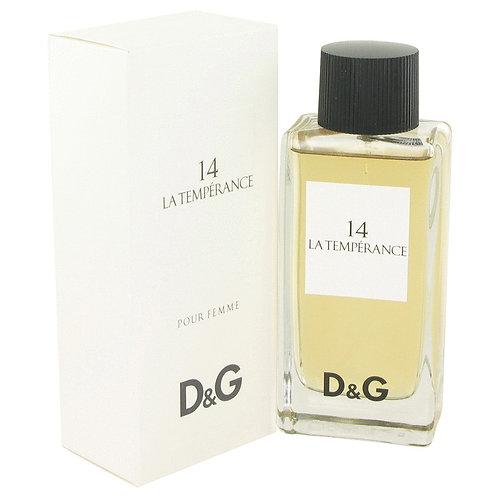 La Temperance 14 by Dolce & Gabbana