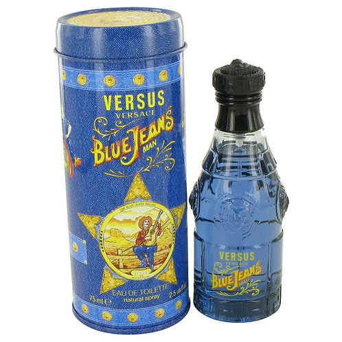 BLUE JEANS by Versace ( New Packaging)