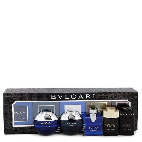 Bvlgari Man In Black by Bvlgari (travel size gift set)