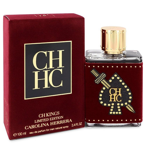 CH Kings by Carolina Herrera (Limited Edition Bottle)