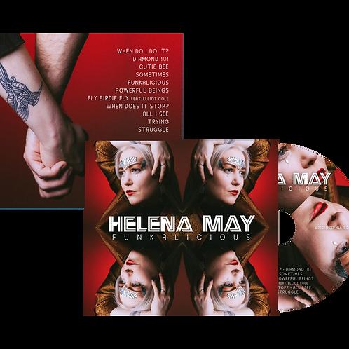 Helena May - Funkalicious CD