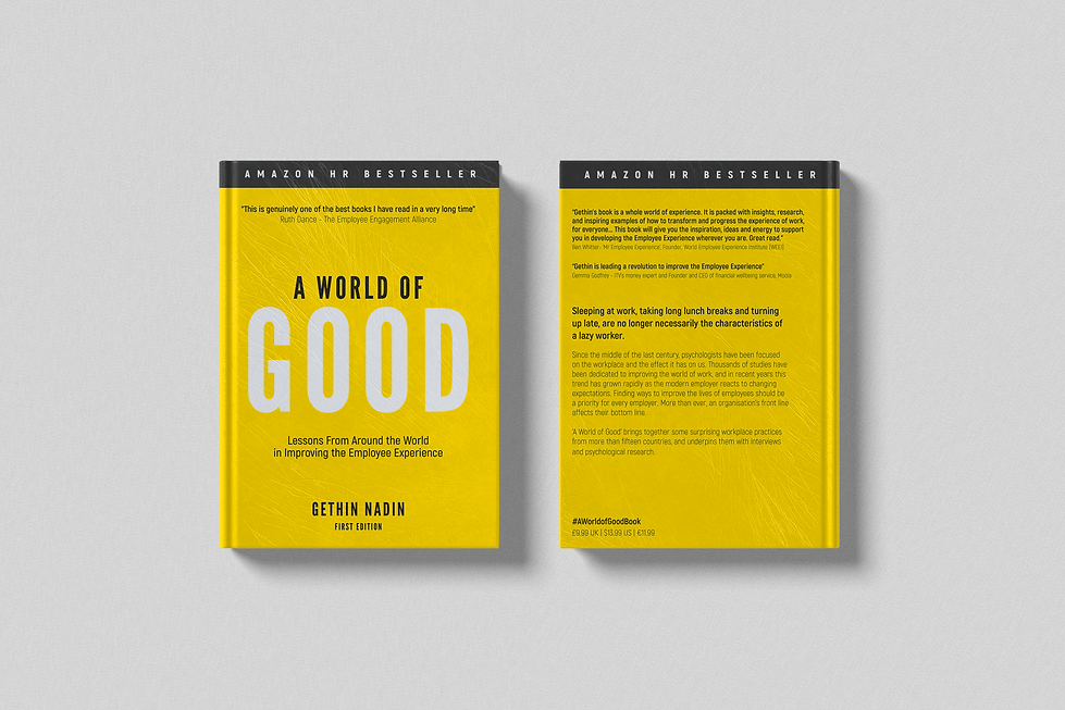 World of Good Cover