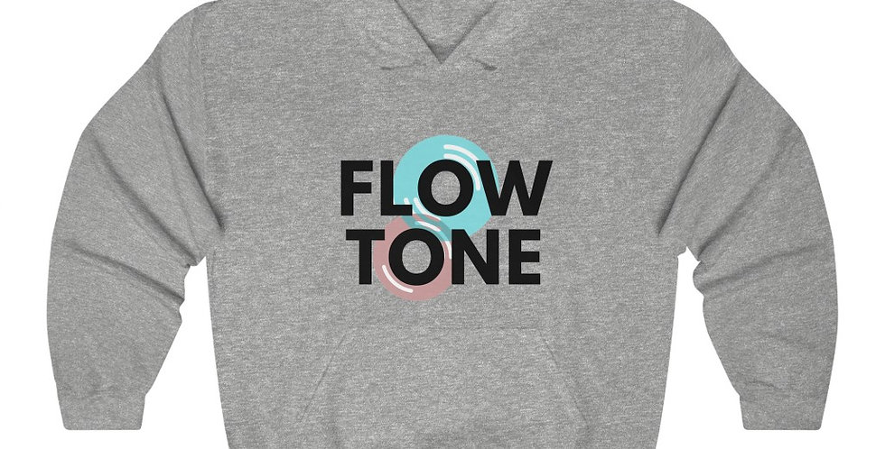"Flowtone ""Disc"" Hoodie Design"