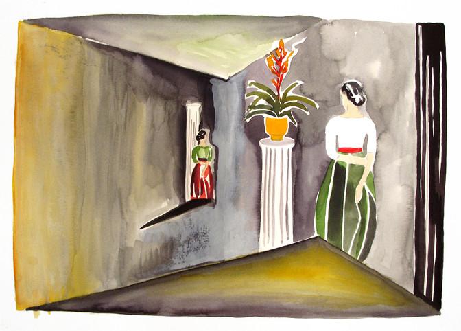 BAM BEAUX-ARTS MONS GIORGIO DE CHIRICO