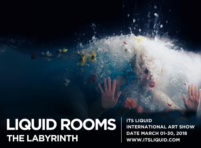 ITSLIQUID International Art Show      Liquid rooms - THE LABYRINTH