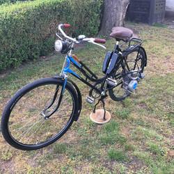 MAW Fahrradhilfsmotor